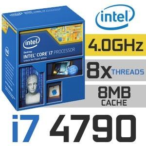 procesador intel core i7-4790 / 3.60ghz - 4ghz / socket 1150