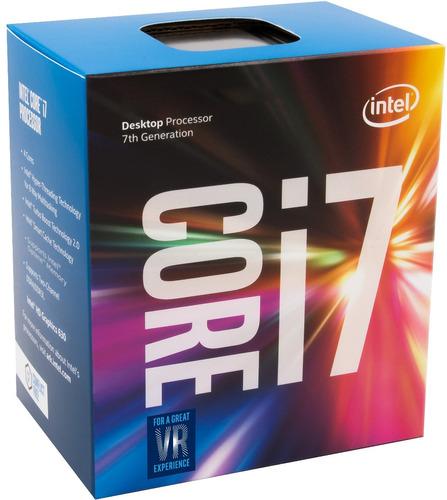 procesador intel core i7 7700 4.2 ghz soc 1151 quad-core