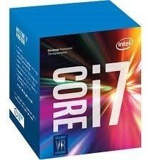 procesador intel core i7 7700 7ma gen box 4.2ghz lga1151