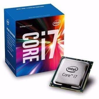 procesador intel® core i7-7700 7ta generación / 4 núcleos