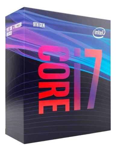 procesador intel core i7 9700 bx80684i79700 8 núcleos 3.0ghz