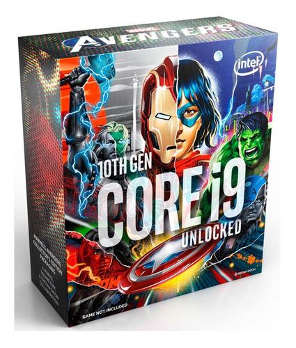 procesador intel core i9 10850k 3.6 ghz socket 1200 + juego