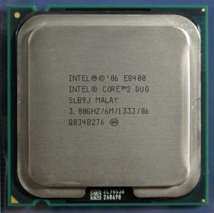procesador intel core2 duo