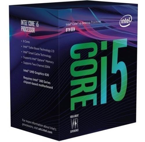 procesador intel cpu core i5 8500 3.0 ghz