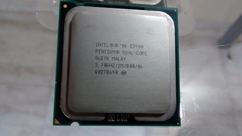 procesador intel cual core e5400 a 2.70ghz