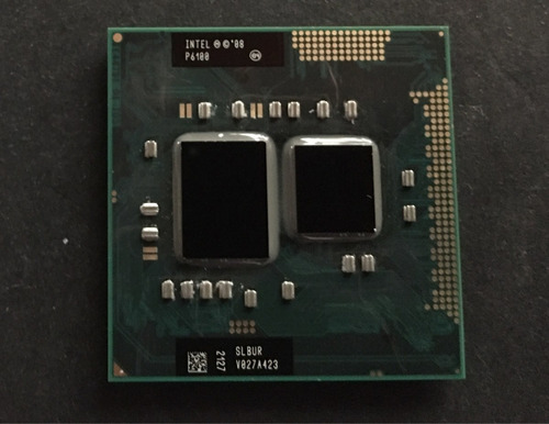 procesador intel dual core pentium p6100 2 ghz socket pga988