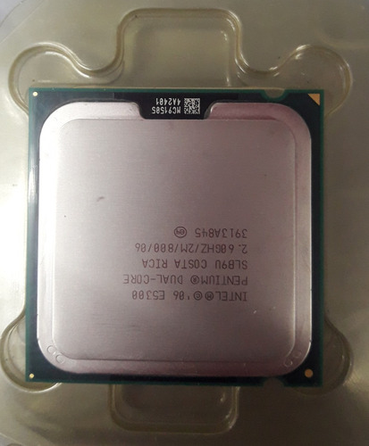 procesador intel e5300 pemtium dual-core 2.6ghz/063913a845