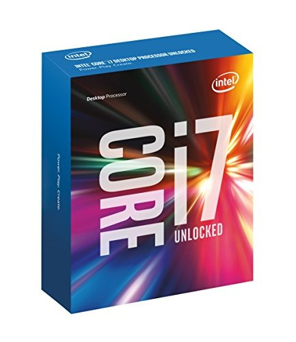 procesador intel en caja core i7-6700k 4,00 ghz procesador