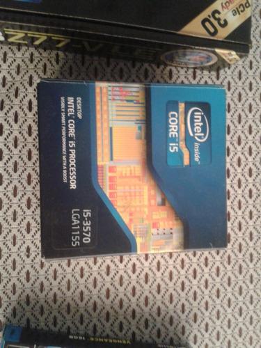 procesador intel i5 3570 3.40ghz - 3.80ghz socket 1155