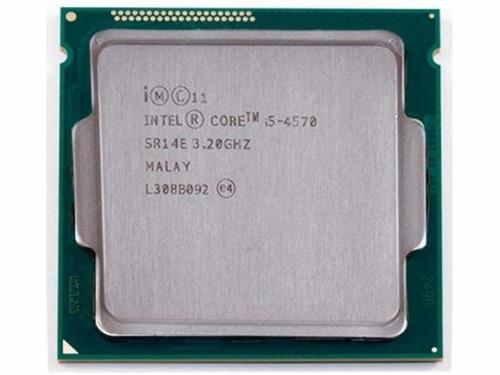 procesador intel i5-4570 lga1150/3.2ghz/6mb/4 núcleos.