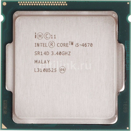 procesador intel i5-4670 3.4ghz 4ta generacion version oem