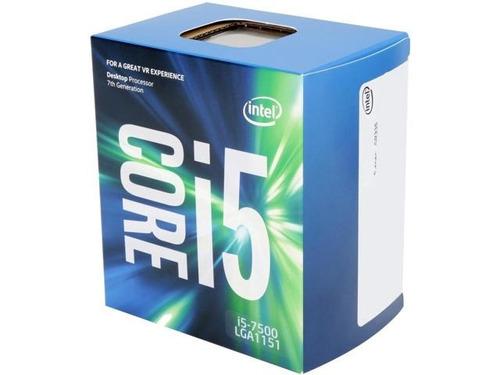 procesador intel i5 7500 7ma generación 3.4ghz-6.0mb wilson