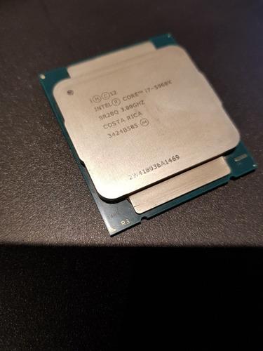 procesador intel i7 extreme 5960x socket lga 2011-3