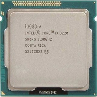 procesador intel icore 3220 usado excelente condición.