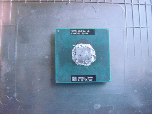 procesador intel  para laptop hp