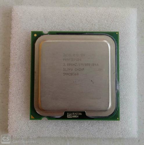 procesador intel pentium 4 (usado)
