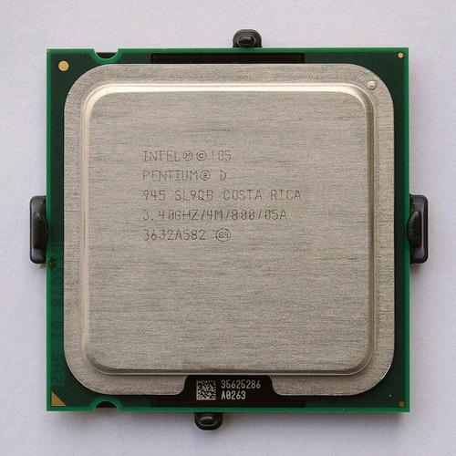 procesador intel pentium d945 3.4g/4mb(dual core) socket 775