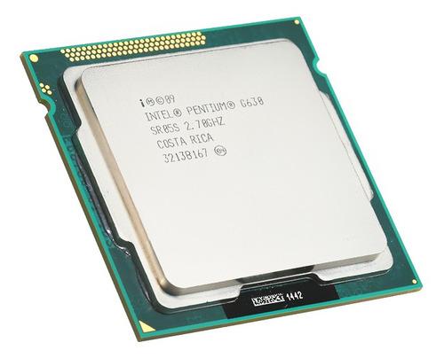 procesador intel pentium dual-core g630 2.7ghz 3mb cache lga