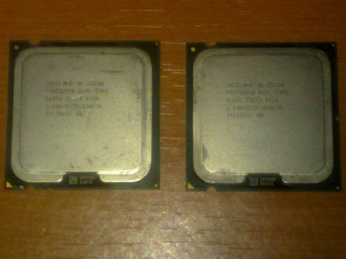 procesador intel pentium e5300