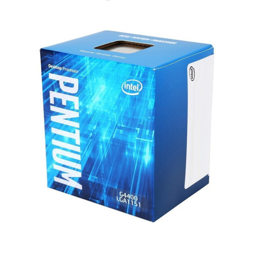 procesador intel pentium g4400 3,30ghz lga1151 skylake nuevo