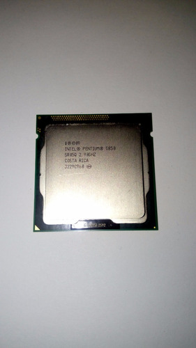 procesador intel pentium g850 2.9 ghz dualcore socket 1155