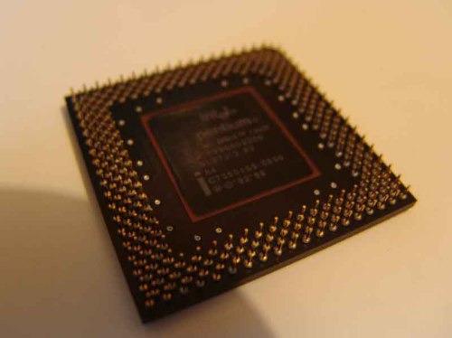 procesador intel pentium mmx 200 mhz (sl27j)