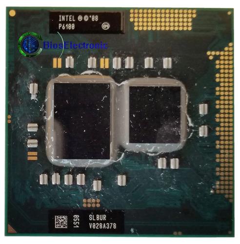 procesador intel pentium p6100  pcg-61311u vpcea30el