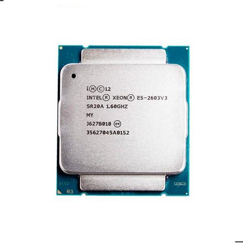 procesador intel xeon e5 2603 v3 6 nucleos lga 2011-3 server