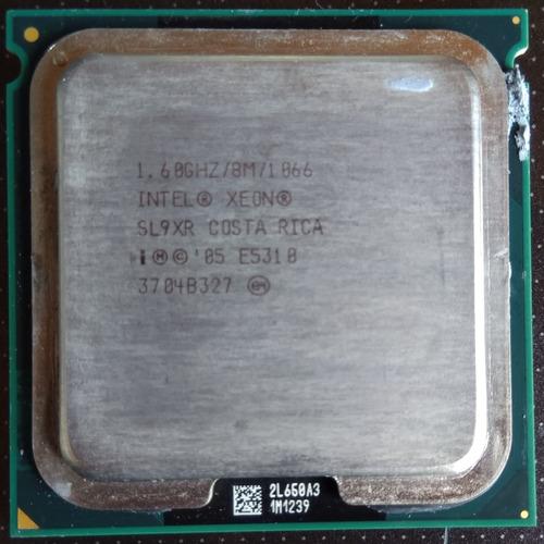procesador intel xeon e5310 + disipador