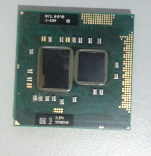procesador laptop intel core i3 350m