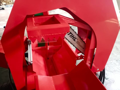 procesador leña industrial 4t remolque 42t 61cm fes77
