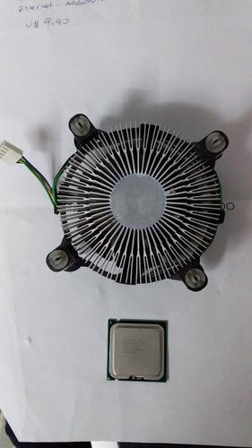 procesador mas cooler dual core 2.70 ghz lga 775 2 mb cach