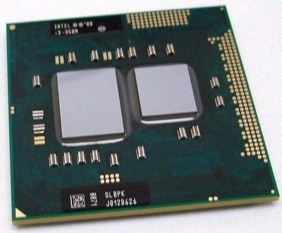 procesador mobil intel core i3-350m processor