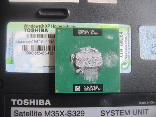 procesador para laptop toshiba