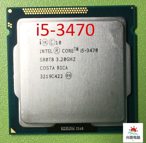 procesador pc socket 1155 intel core i5 3470 quad core 4 núc