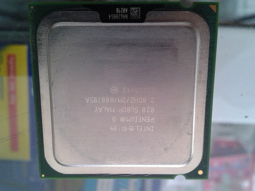 procesador pentium 4 de 2.8 mhz