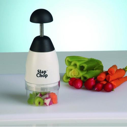 procesador picador de frutas y verduras slap chop h3156