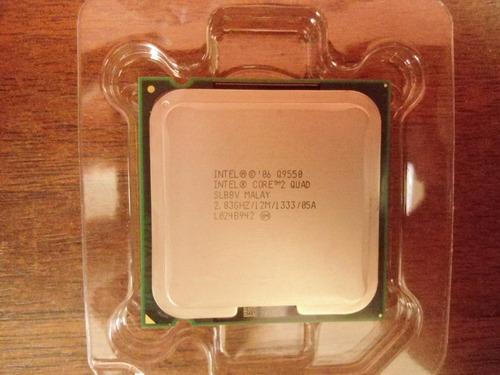procesador q9550 + cpu cooler blizzard t2