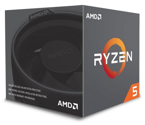 procesador ryzen 5 2600 am4 6-core 3.9 ghz turbo