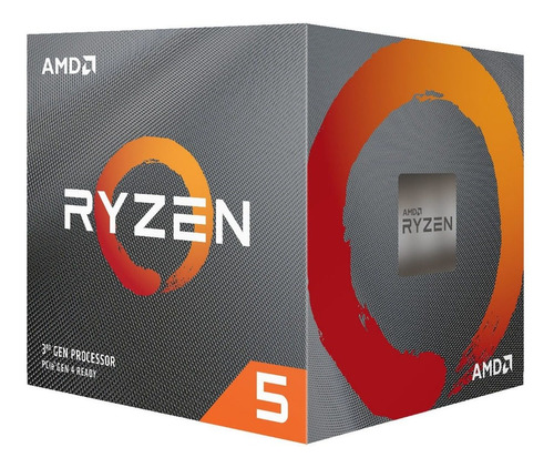 procesador ryzen 5 3600x amd diginet