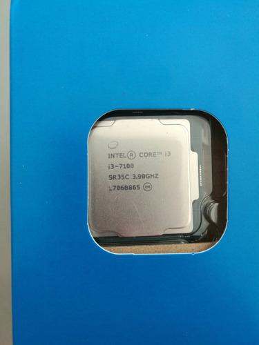 procesador septima generacion core i3 7100