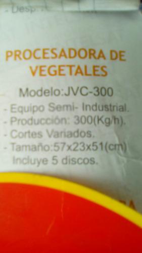 procesadora alimentos henkel, venta nueva