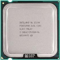 Procesador Intel Dual Core E5200 E5300 Lga 775