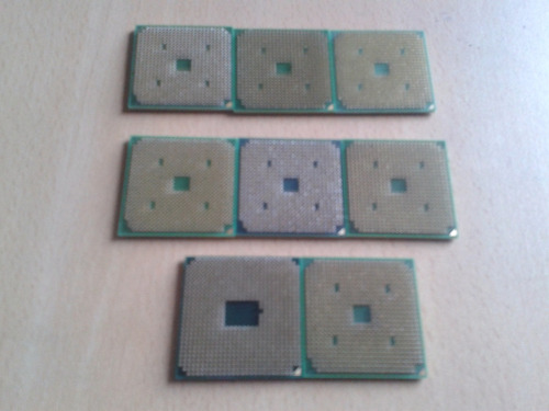 procesadores amd para laptop