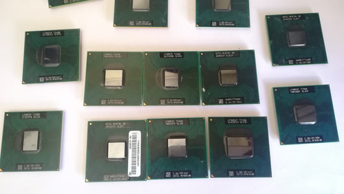 procesadores core 2 duo t5670 t6600 t7250 p8600 notebook