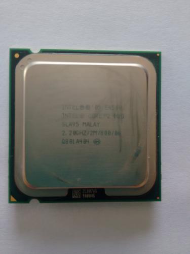 procesadores core 2 duo y core i3