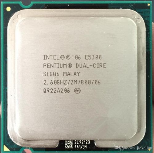 procesadores dual core e5300