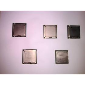 Procesadores Intel Dual Core/pentium 4/celeron Socket 775