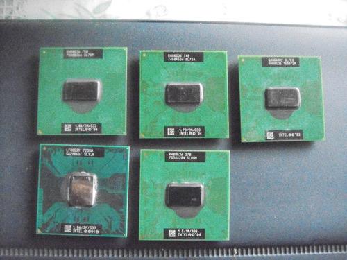 procesadores intel para laptop
