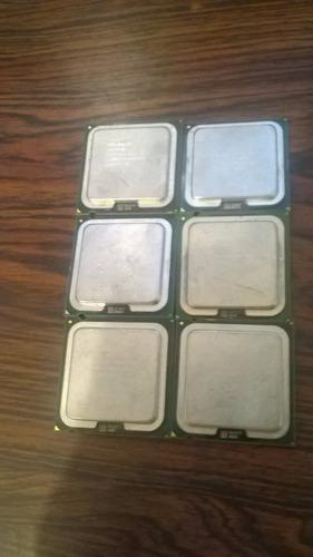 procesadores intel pentium d y 4